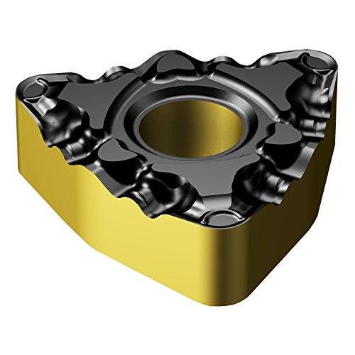 0.0315 Corner Radius Sandvik Coromant T-Max P Carbide Turning Insert MM Chipbreaker VNMG 332-MM GC2035 Grade Pack of 10 3//8 iC VNMG 35 Degree Diamond Multi-Layer Coating