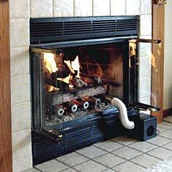 Best Buy Spitfire Fireplace Heater 4 Tube W Blower On Sale Space Heaters
