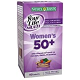 Nature's Bounty Your Life Multi Women's 50+ Specialty Formula Tab 90