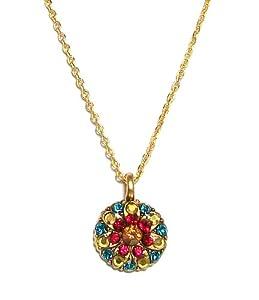 "Amazon.com: Mariana Spirit of Design Yellow Gold Plated ""Daphne"