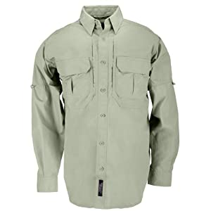 5.11 #72157 Cotton Tactical Long Sleeve Shirt by 5.11