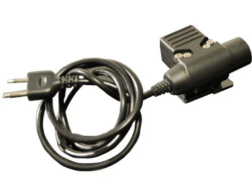 U94 Type Microphone Ptt Switch For Kenwood Ztactical Nexus