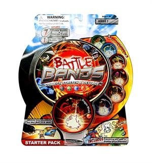 Battle Bands Starter Pack - Army of the Inferno Crimson Legion - 1