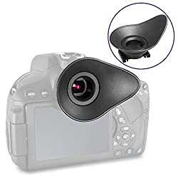 Altura Photo Rubber Eyepiece Eyecup for CANON Rebel T5i T4i T3i T3 T2i T1i XTi XSi XS SL1, CANON EOS 1100D 700D 650D 600D 550D 500D 450D 400D 300D 100D