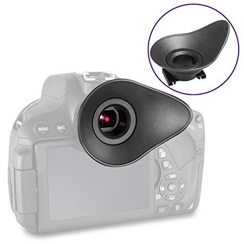 Altura Photo Viewfinder Eyepiece (22mm) Eye Cup Replacement for NIKON DSLR D7100 D7000 D5200 D5100 D5000 D3300 D3200 D3100 D3000 D600 D90 D80 D70 D60
