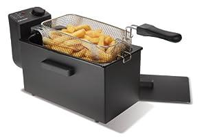 Morphy Richards Professional 45078 Fryer, Black