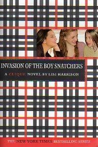 Invasion of the Boy Snatchers, HARRISON LISI