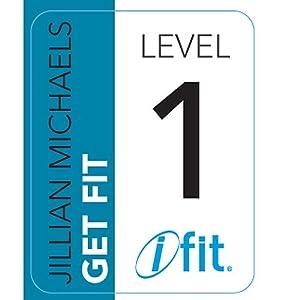 Ifit Jillian Michaels Get Fit Program Level 1