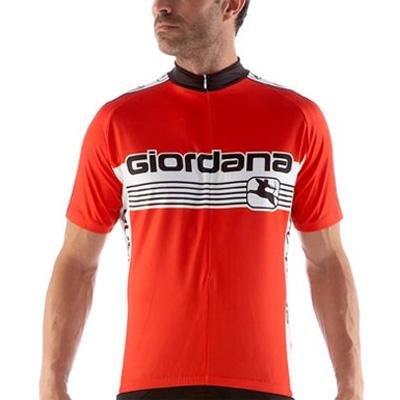 Buy Low Price Giordana 2010 Men's Trade Short Sleeve Cycling Jersey – Red/Black – GI-SSJY-TRAD-GIRD (B001QYTISE)