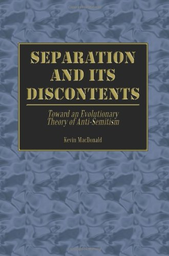 Separation and Its Discontents: Toward an Evolutionary Theory of Anti-Semitism