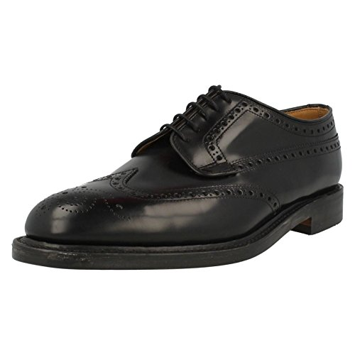 loake-scarpe-stringate-uomo-marrone-tenne-75-uk-f-nero-nero-44