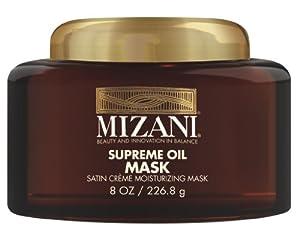 Mizani Oil Mask, Supreme, 8 Ounce