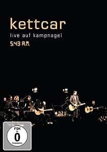 Kettcar - Live auf Kampnagel 5:43 A.M. [2 DVDs]