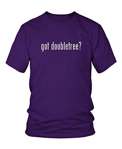 got-doubletree-mens-adult-short-sleeve-t-shirt-purple-small