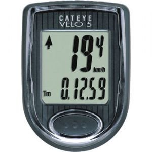 Cateye CC-VL510 Velo 5-Function Bicycle Computer