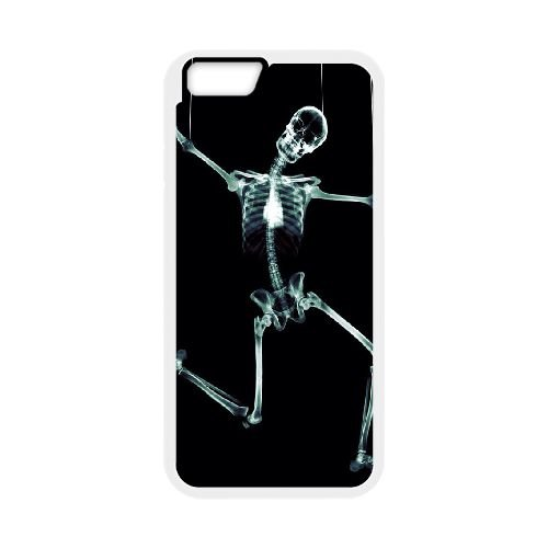 iPhone 6 Plus 5.5 Inch Cell Phone Case White Xray 16 SU4319140