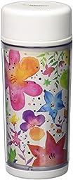 Zojirushi SM-HAE25WB Stainless Travel Mug, 8-Ounce, White by Zojirushi