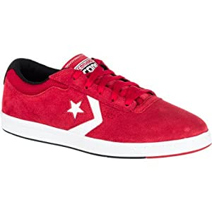 Converse KA-II Skate Shoe - Men's Chili Pepper/White/Black, 8.0