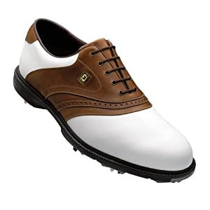 FootJoy FJ Superlites Inlay Saddle Golf Shoes