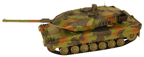 Hobby Engine 1:16 Scale Leopard 2A5 Projectile Firing Tank Radio Controlled