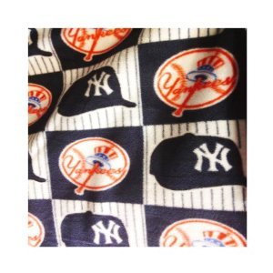 Yankee Throw Blanket