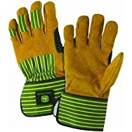 WEST CHESTER JD00005/L Large Leather Work Gloves