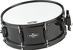 PEARL VB1455SB-31 - VISION VB 14 x 5,5 - JET BLACK Snare drums Wood snares