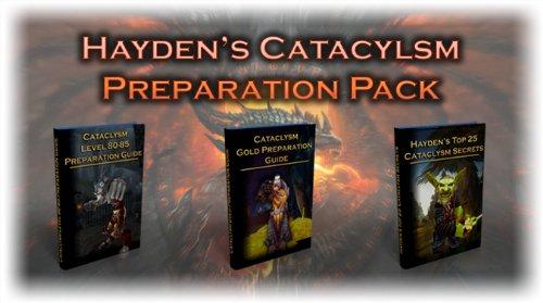Hayden Hawke's Cataclysm Preparation Guide