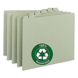 SMD50369 - Recycled Top Tab File Guides