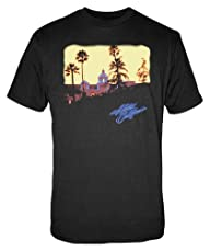 FEA Men's Eagles Hotel California,Bla…