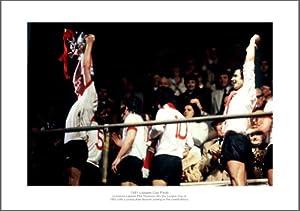 Liverpool Fc 1981 League Cup Final Team Photo Memorabilia