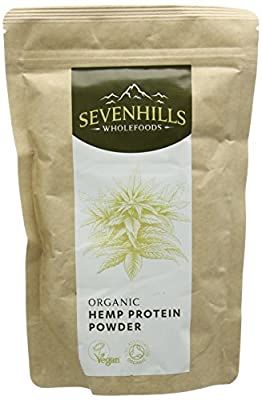 Sevenhills Wholefoods Organic Raw Hemp Protein Powder - PARENT