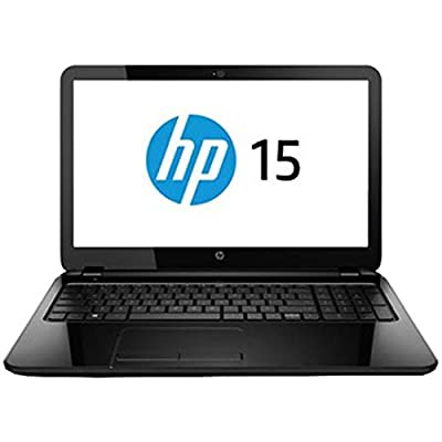 HP 15-R062TU 15.6-inch Laptop (Core i3 4005U/4GB/500GB/Ubuntu/Intel HD Graphics 4400) Black