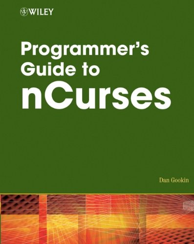 Free audio books downloads for ipod Programmer's Guide to ncurses