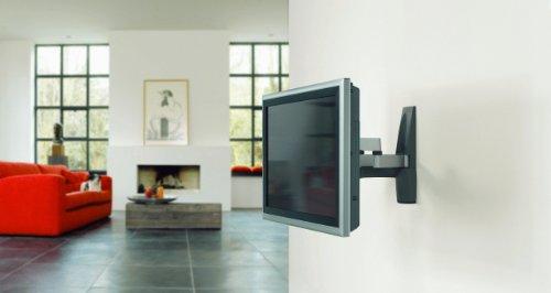 vogels efw6345 plasma lcd wandhalterung f r fernseher mit 31 106 7 cm 42 zoll 77 108cm. Black Bedroom Furniture Sets. Home Design Ideas