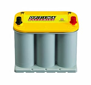 Optima 8040-218-FFP YellowTop Group 35 Deep Cycle Battery at Sears.com