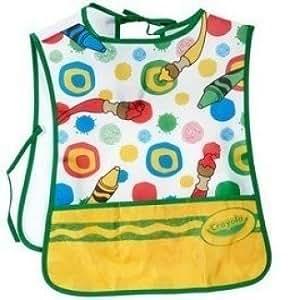 Amazon.com: Crayola Art Smock: Toys & Games