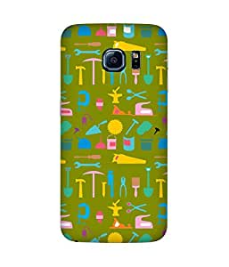 Tools (31) Samsung Galaxy S6 Case
