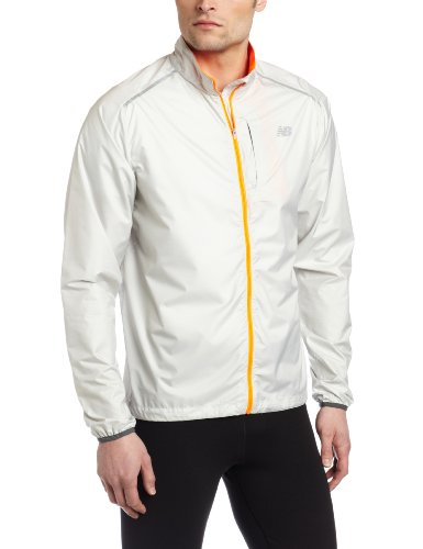 New Balance New Balance Men's NBx Minimus Jacket, Micro Chip, Medium