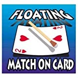 MAGIC FLOATING MATCH / MAGIC LEVITATE TRICK