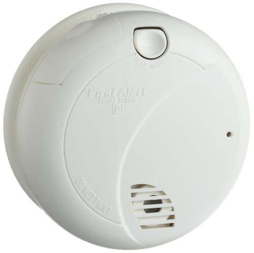 First Alert SA710CN Smoke Alarm with Photoelectric Sensor