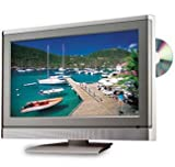 "Toshiba 20HLV16 20"" LCD TV with Built In DVD Player"
