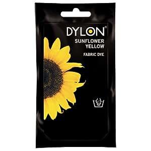 Amazon.com: Dylon Hand Dye Sachet 05 Sunflower Yellow Clothing Fabric