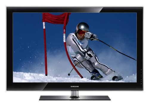 Samsung PS50B551T 50-inch Widescreen Full HD 1080p Crystal Plasma TV with Freeview