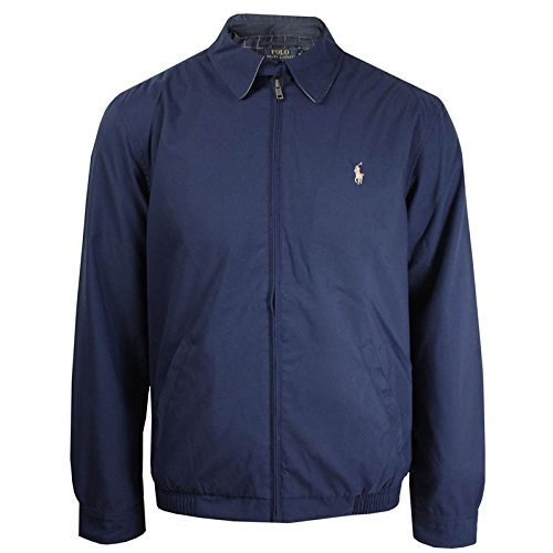 Polo Ralph Lauren Classic Harrington Jacket NAVY Large