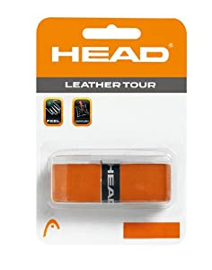 Buy Head Leather Replacement Tennis Racquet Grip by HEAD