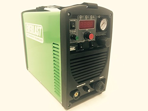 2016 PowerPlasma 50S 50amps PILOT ARC Plasma Cutter 110/220v