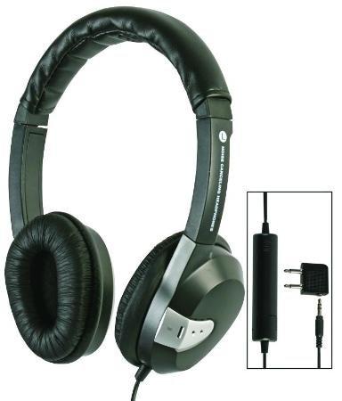 Noise Cancelling Full-Size Headphones