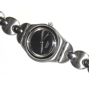 Swatch New Mille Gocce Irony Lady Swiss Quartz Watch with Fliplock Bracelet