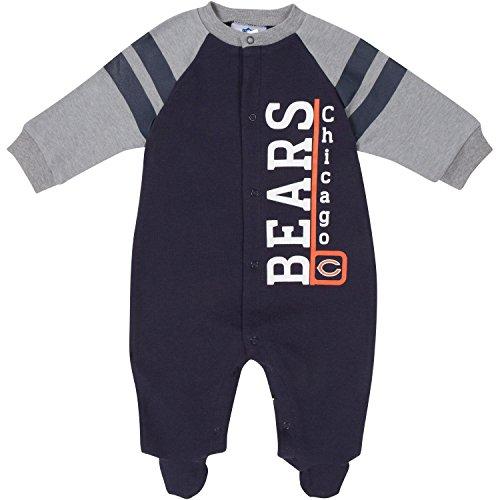 Chicago Bears Baby Pajamas Price Compare